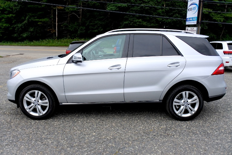 Used 2014 Mercedes-Benz M-class 4MATIC 4dr ML350 Used 2014 Mercedes-Benz M-class 4MATIC 4dr ML350 for sale  at Metro West Motorcars LLC in Shrewsbury MA 2
