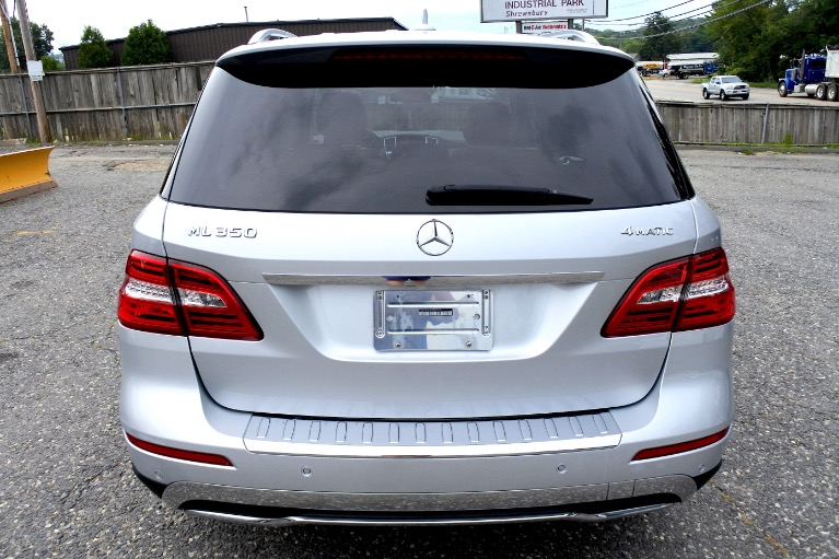Used 2014 Mercedes-Benz M-class 4MATIC 4dr ML350 Used 2014 Mercedes-Benz M-class 4MATIC 4dr ML350 for sale  at Metro West Motorcars LLC in Shrewsbury MA 4