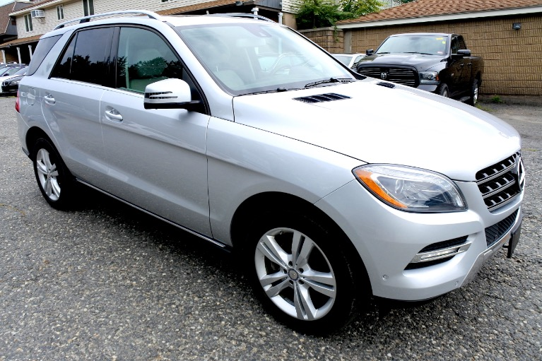 Used 2014 Mercedes-Benz M-class 4MATIC 4dr ML350 Used 2014 Mercedes-Benz M-class 4MATIC 4dr ML350 for sale  at Metro West Motorcars LLC in Shrewsbury MA 7