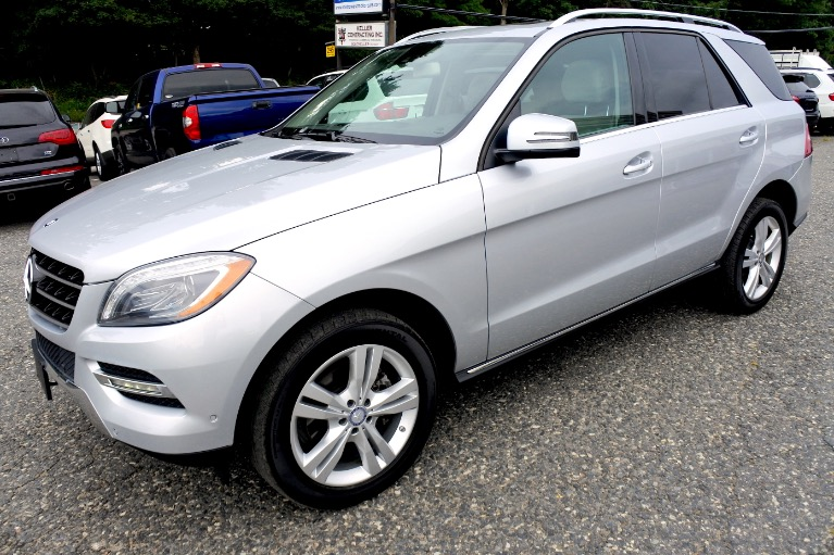 Used 2014 Mercedes-Benz M-class 4MATIC 4dr ML350 Used 2014 Mercedes-Benz M-class 4MATIC 4dr ML350 for sale  at Metro West Motorcars LLC in Shrewsbury MA 1