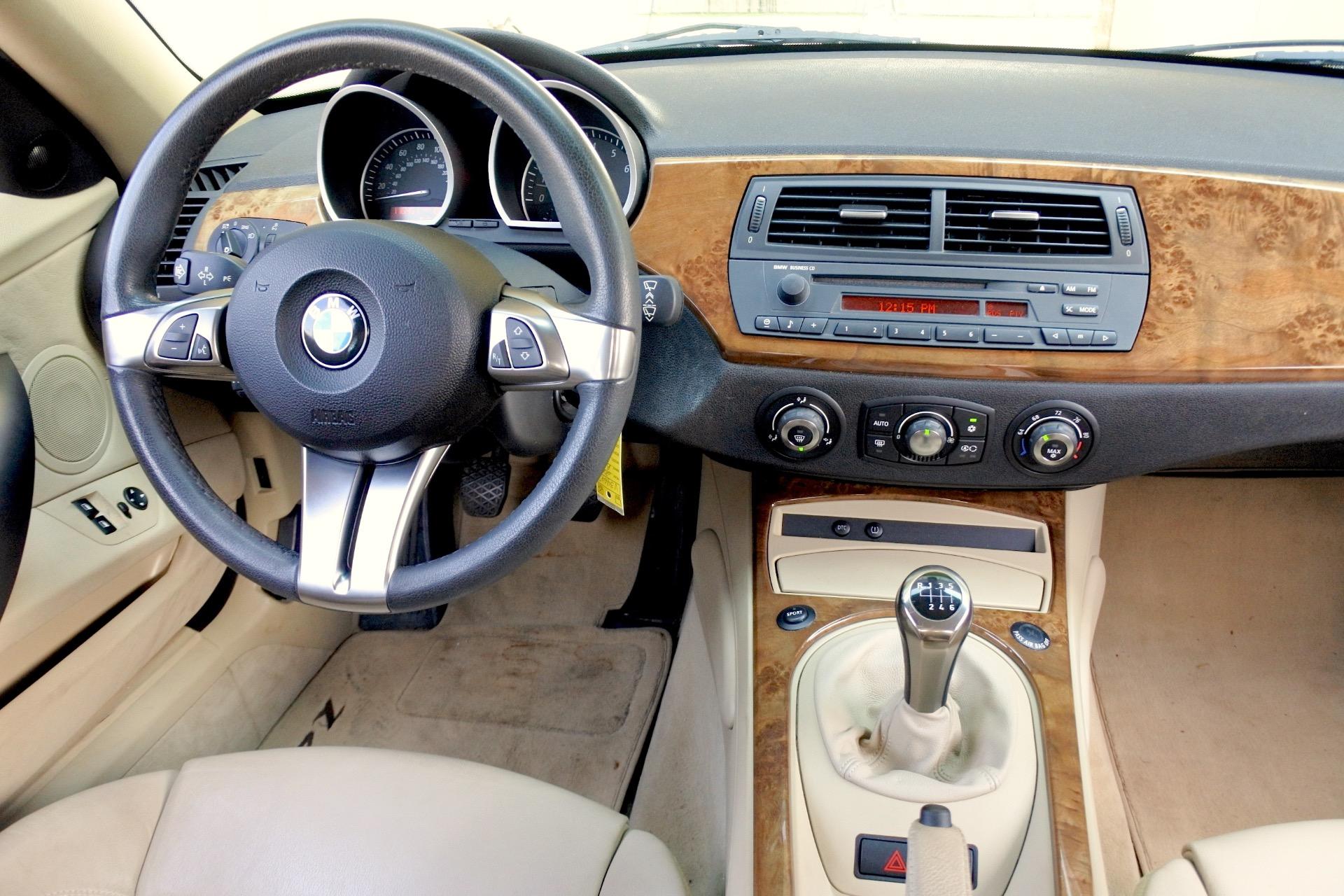 Used 2007 BMW Z4 2dr Coupe 3.0si Used 2007 BMW Z4 2dr Coupe 3.0si for sale  at Metro West Motorcars LLC in Shrewsbury MA 10