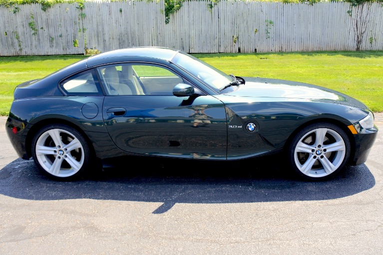 Used 2007 BMW Z4 2dr Coupe 3.0si Used 2007 BMW Z4 2dr Coupe 3.0si for sale  at Metro West Motorcars LLC in Shrewsbury MA 6