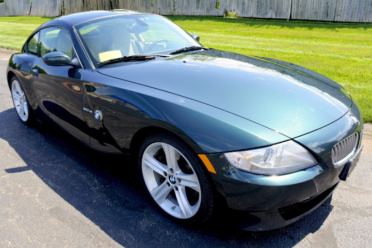 Used 2007 BMW Z4 2dr Coupe 3.0si Used 2007 BMW Z4 2dr Coupe 3.0si for sale  at Metro West Motorcars LLC in Shrewsbury MA 7