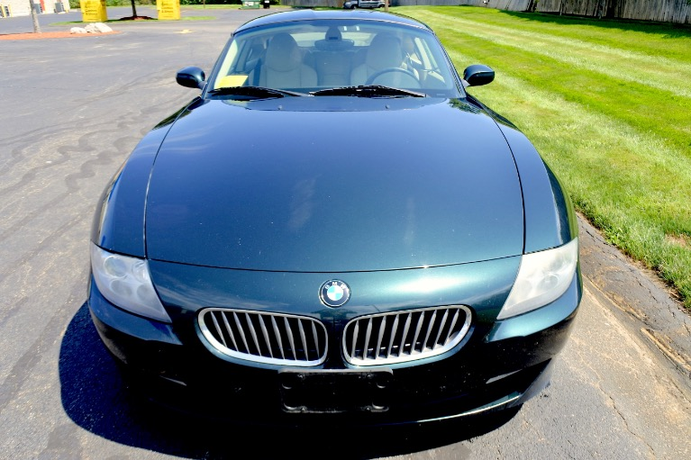 Used 2007 BMW Z4 2dr Coupe 3.0si Used 2007 BMW Z4 2dr Coupe 3.0si for sale  at Metro West Motorcars LLC in Shrewsbury MA 8