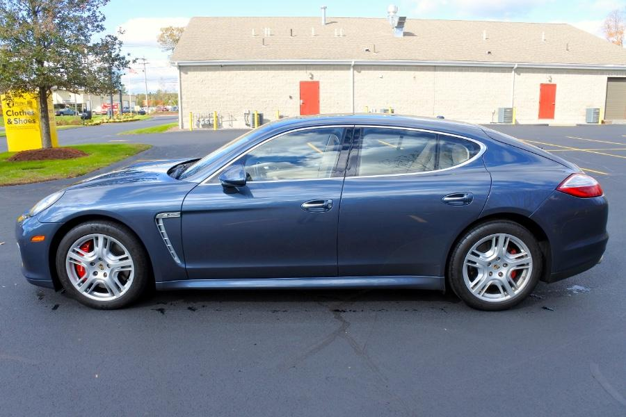 Used 2010 Porsche Panamera Turbo AWD Used 2010 Porsche Panamera Turbo AWD for sale  at Metro West Motorcars LLC in Shrewsbury MA 2