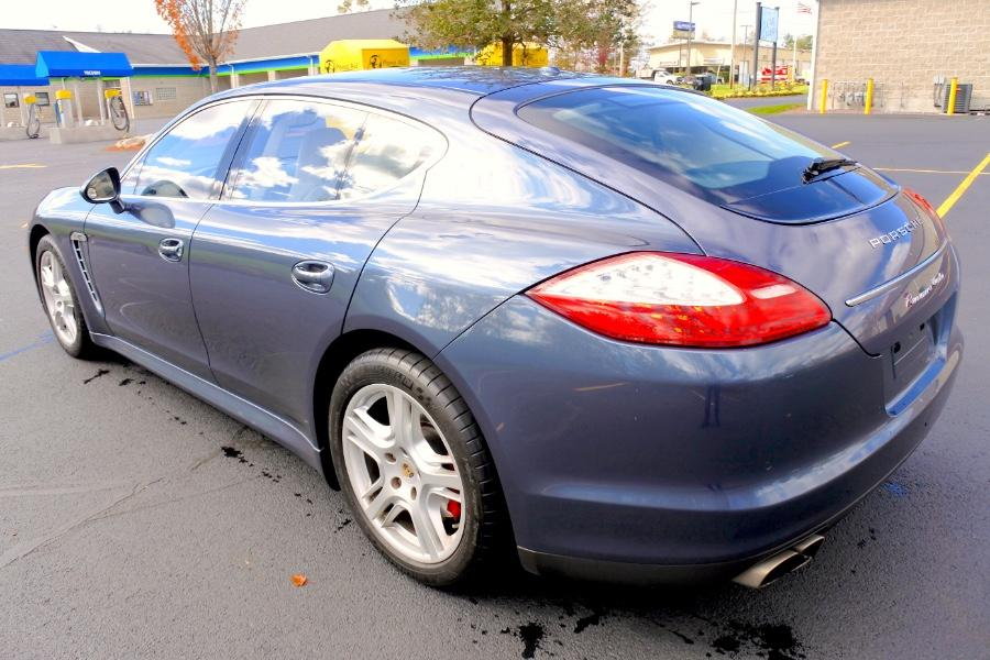Used 2010 Porsche Panamera Turbo AWD Used 2010 Porsche Panamera Turbo AWD for sale  at Metro West Motorcars LLC in Shrewsbury MA 3