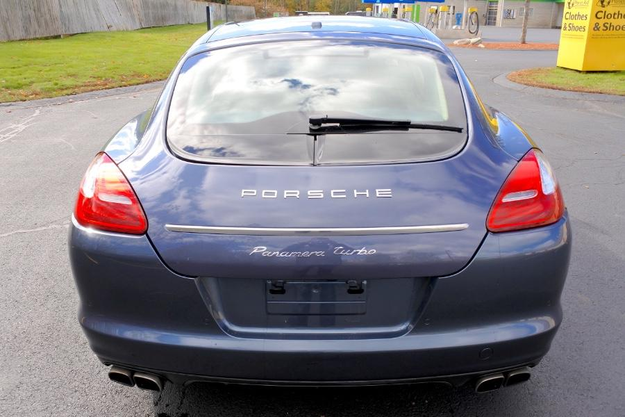 Used 2010 Porsche Panamera Turbo AWD Used 2010 Porsche Panamera Turbo AWD for sale  at Metro West Motorcars LLC in Shrewsbury MA 4