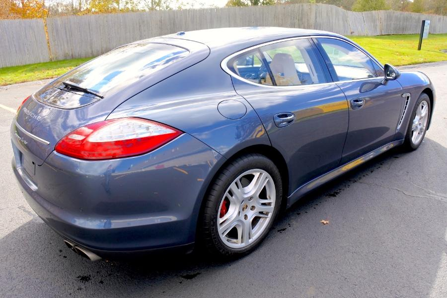 Used 2010 Porsche Panamera Turbo AWD Used 2010 Porsche Panamera Turbo AWD for sale  at Metro West Motorcars LLC in Shrewsbury MA 5