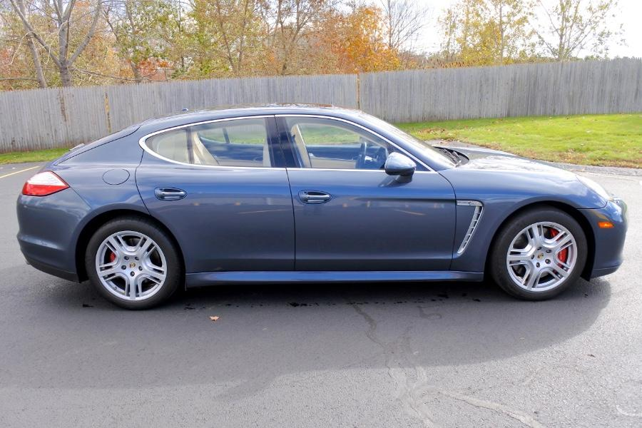 Used 2010 Porsche Panamera Turbo AWD Used 2010 Porsche Panamera Turbo AWD for sale  at Metro West Motorcars LLC in Shrewsbury MA 6