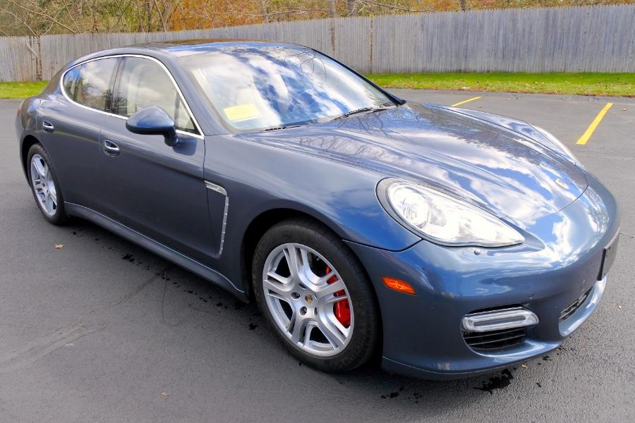 Used 2010 Porsche Panamera Turbo AWD Used 2010 Porsche Panamera Turbo AWD for sale  at Metro West Motorcars LLC in Shrewsbury MA 7
