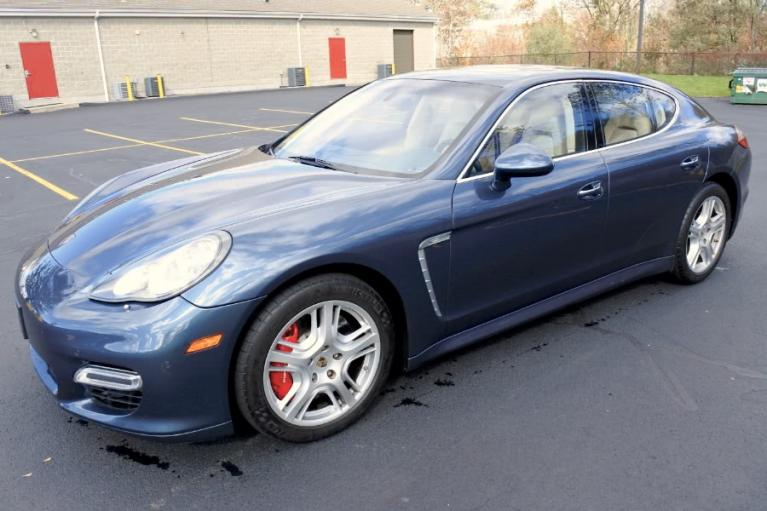 Used 2010 Porsche Panamera Turbo AWD Used 2010 Porsche Panamera Turbo AWD for sale  at Metro West Motorcars LLC in Shrewsbury MA 1