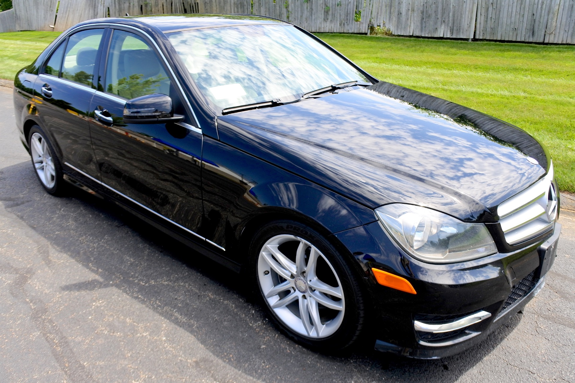 Used 2012 Mercedes-Benz C-class 4dr Sdn C300 Sport 4MATIC Used 2012 Mercedes-Benz C-class 4dr Sdn C300 Sport 4MATIC for sale  at Metro West Motorcars LLC in Shrewsbury MA 7