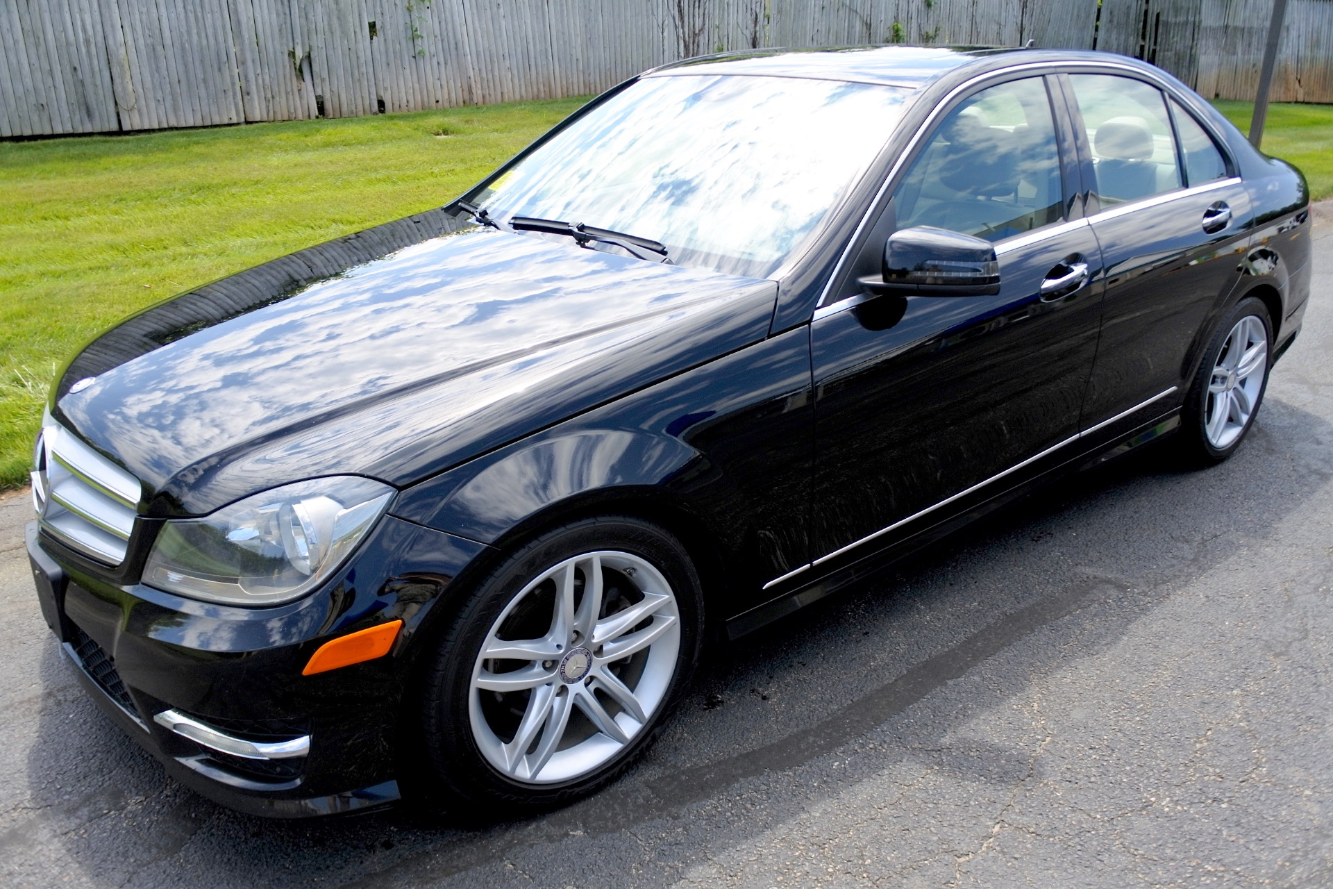 Used 2012 Mercedes-Benz C-class 4dr Sdn C300 Sport 4MATIC Used 2012 Mercedes-Benz C-class 4dr Sdn C300 Sport 4MATIC for sale  at Metro West Motorcars LLC in Shrewsbury MA 1