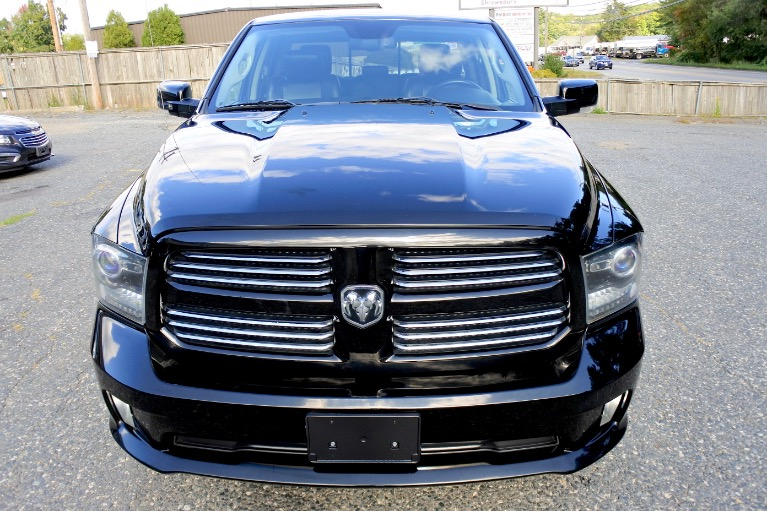 Used 2013 Ram 1500 4WD Quad Cab 140.5' Sport Used 2013 Ram 1500 4WD Quad Cab 140.5' Sport for sale  at Metro West Motorcars LLC in Shrewsbury MA 8
