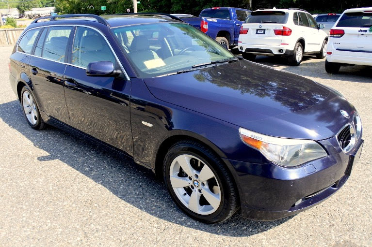 Used 2006 BMW 5 Series 530xi 4dr Sports Wgn AWD Used 2006 BMW 5 Series 530xi 4dr Sports Wgn AWD for sale  at Metro West Motorcars LLC in Shrewsbury MA 7