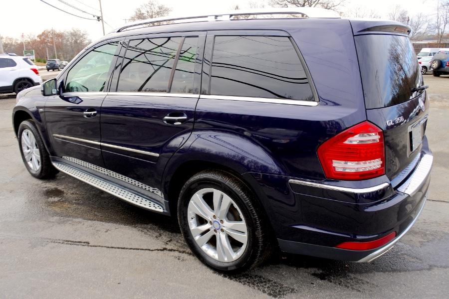 Used 2011 Mercedes-Benz GL-Class 4MATIC 4dr GL350 BlueTEC Used 2011 Mercedes-Benz GL-Class 4MATIC 4dr GL350 BlueTEC for sale  at Metro West Motorcars LLC in Shrewsbury MA 3