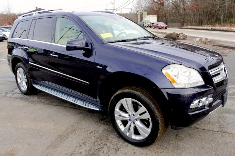 Used 2011 Mercedes-Benz GL-Class 4MATIC 4dr GL350 BlueTEC Used 2011 Mercedes-Benz GL-Class 4MATIC 4dr GL350 BlueTEC for sale  at Metro West Motorcars LLC in Shrewsbury MA 7