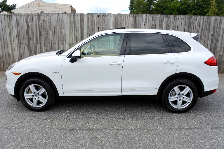 Used 2012 Porsche Cayenne AWD 4dr S Hybrid Used 2012 Porsche Cayenne AWD 4dr S Hybrid for sale  at Metro West Motorcars LLC in Shrewsbury MA 2