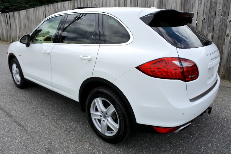Used 2012 Porsche Cayenne AWD 4dr S Hybrid Used 2012 Porsche Cayenne AWD 4dr S Hybrid for sale  at Metro West Motorcars LLC in Shrewsbury MA 3