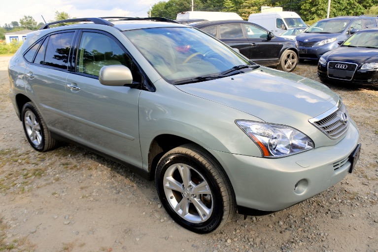 Used 2008 Lexus Rx 400h AWD 4dr Hybrid Used 2008 Lexus Rx 400h AWD 4dr Hybrid for sale  at Metro West Motorcars LLC in Shrewsbury MA 7