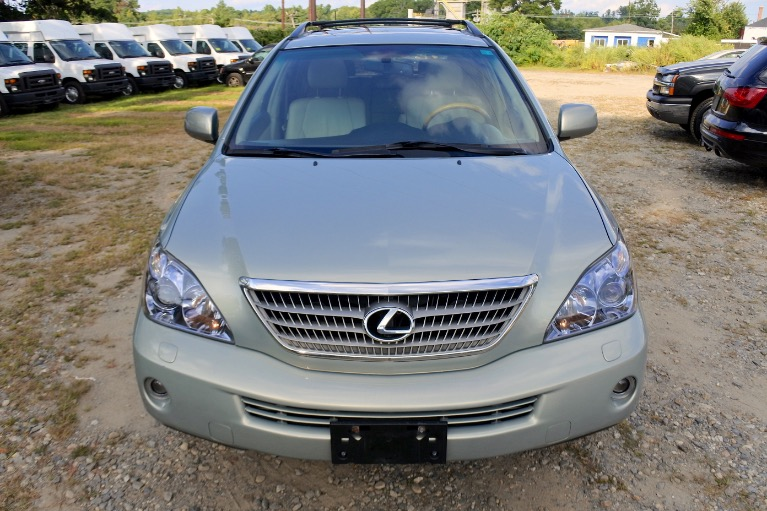 Used 2008 Lexus Rx 400h AWD 4dr Hybrid Used 2008 Lexus Rx 400h AWD 4dr Hybrid for sale  at Metro West Motorcars LLC in Shrewsbury MA 8