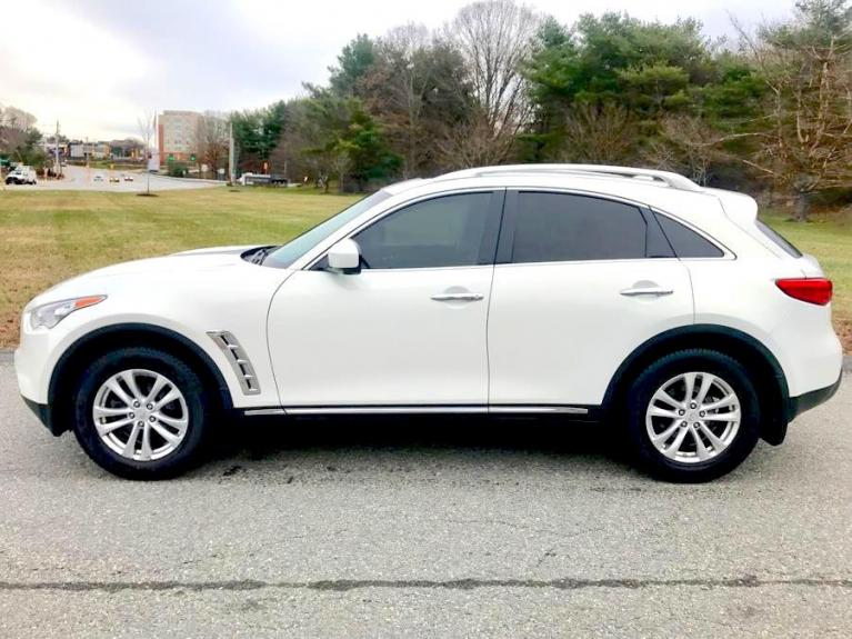 Used 2013 Infiniti FX37 AWD 4dr Used 2013 Infiniti FX37 AWD 4dr for sale  at Metro West Motorcars LLC in Shrewsbury MA 2