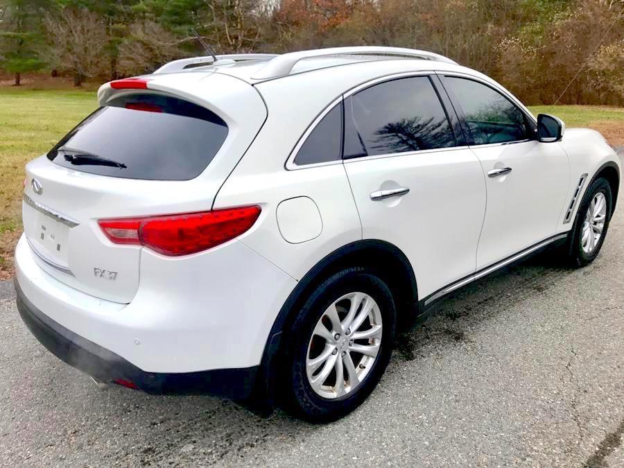 Used 2013 Infiniti FX37 AWD 4dr Used 2013 Infiniti FX37 AWD 4dr for sale  at Metro West Motorcars LLC in Shrewsbury MA 5