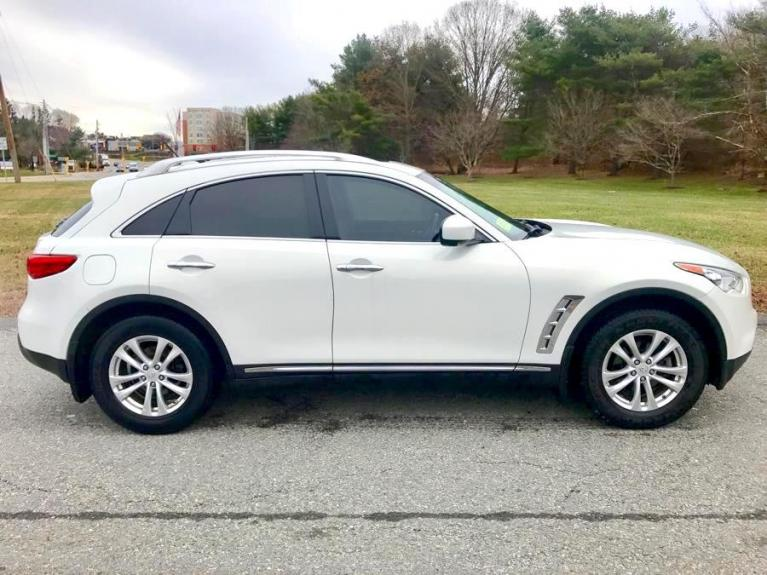 Used 2013 Infiniti FX37 AWD 4dr Used 2013 Infiniti FX37 AWD 4dr for sale  at Metro West Motorcars LLC in Shrewsbury MA 6