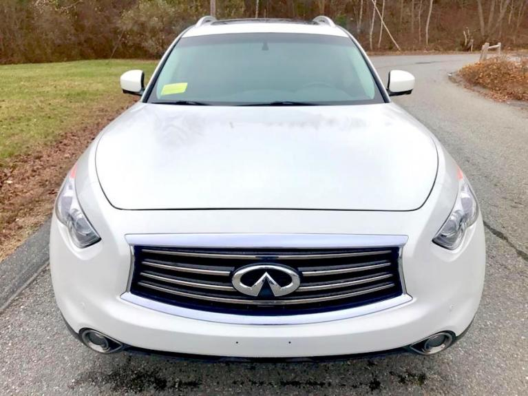 Used 2013 Infiniti FX37 AWD 4dr Used 2013 Infiniti FX37 AWD 4dr for sale  at Metro West Motorcars LLC in Shrewsbury MA 8