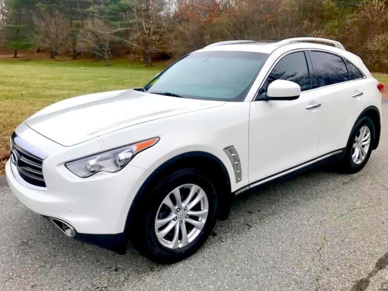 Used 2013 Infiniti FX37 AWD 4dr Used 2013 Infiniti FX37 AWD 4dr for sale  at Metro West Motorcars LLC in Shrewsbury MA 1