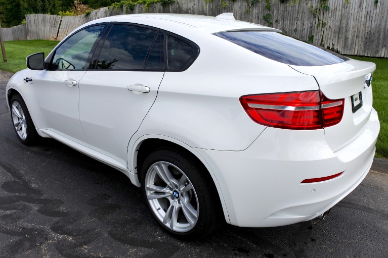 Used 2014 BMW X6 m AWD 4dr Used 2014 BMW X6 m AWD 4dr for sale  at Metro West Motorcars LLC in Shrewsbury MA 3
