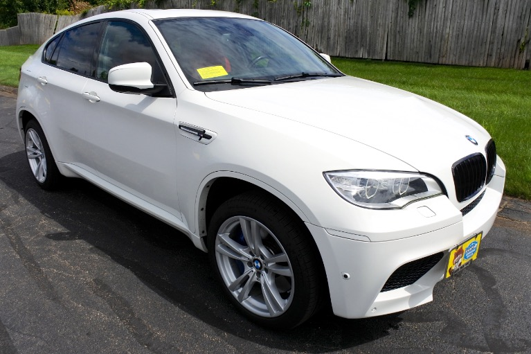 Used 2014 BMW X6 m AWD 4dr Used 2014 BMW X6 m AWD 4dr for sale  at Metro West Motorcars LLC in Shrewsbury MA 7