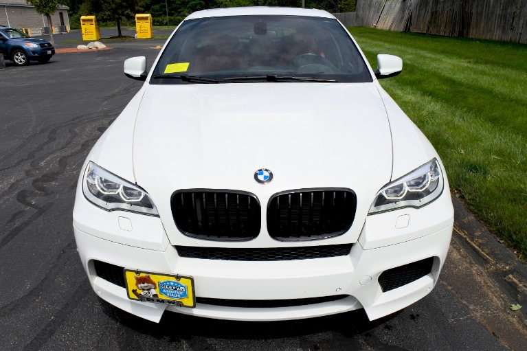 Used 2014 BMW X6 m AWD 4dr Used 2014 BMW X6 m AWD 4dr for sale  at Metro West Motorcars LLC in Shrewsbury MA 8