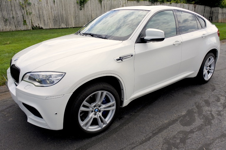 Used Used 2014 BMW X6 M AWD 4dr for sale $31,800 at Metro West Motorcars LLC in Shrewsbury MA