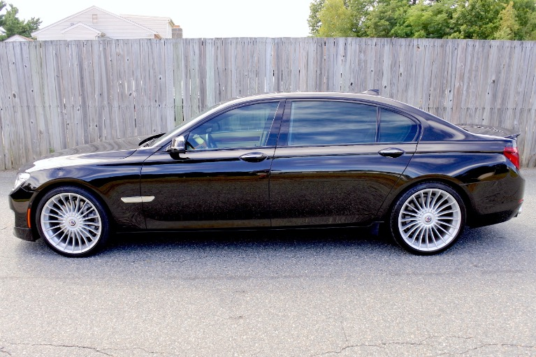 Used 2013 BMW Alpina B7 LWB xDrive AWD Used 2013 BMW Alpina B7 LWB xDrive AWD for sale  at Metro West Motorcars LLC in Shrewsbury MA 2