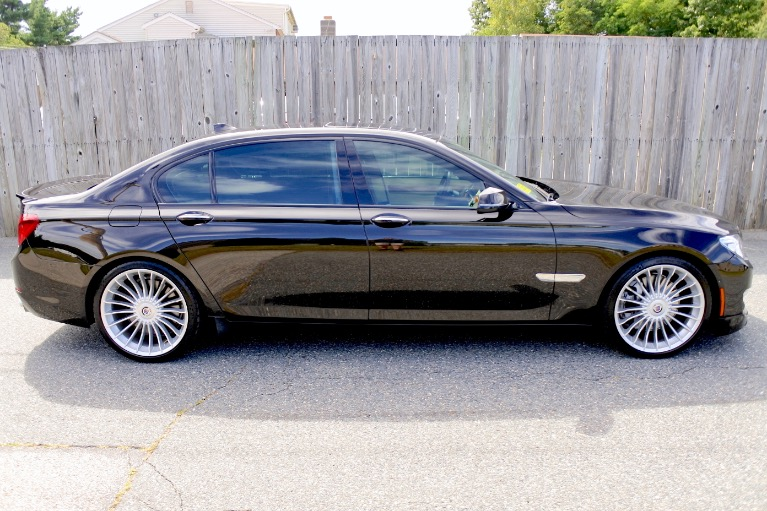 Used 2013 BMW Alpina B7 LWB xDrive AWD Used 2013 BMW Alpina B7 LWB xDrive AWD for sale  at Metro West Motorcars LLC in Shrewsbury MA 6