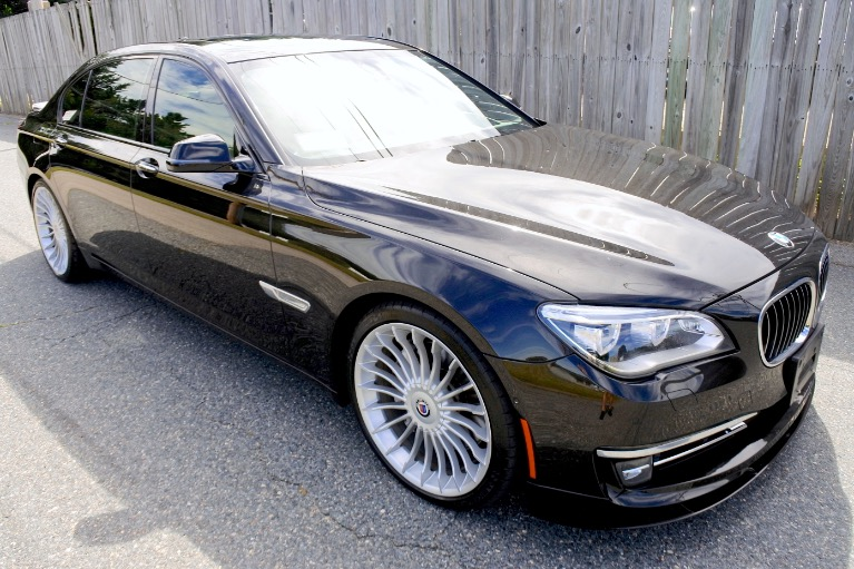 Used 2013 BMW Alpina B7 LWB xDrive AWD Used 2013 BMW Alpina B7 LWB xDrive AWD for sale  at Metro West Motorcars LLC in Shrewsbury MA 7