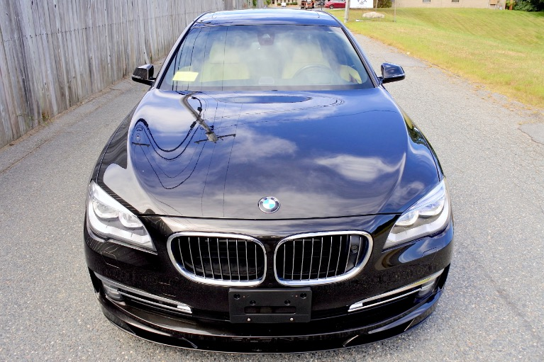 Used 2013 BMW Alpina B7 LWB xDrive AWD Used 2013 BMW Alpina B7 LWB xDrive AWD for sale  at Metro West Motorcars LLC in Shrewsbury MA 8