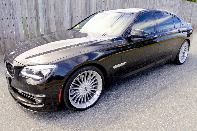 Used Used 2013 BMW Alpina B7 LWB xDrive AWD for sale $35,800 at Metro West Motorcars LLC in Shrewsbury MA