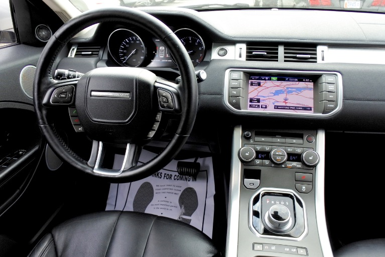 Used 2013 Land Rover Range Rover Evoque 5dr HB Pure Plus Used 2013 Land Rover Range Rover Evoque 5dr HB Pure Plus for sale  at Metro West Motorcars LLC in Shrewsbury MA 10