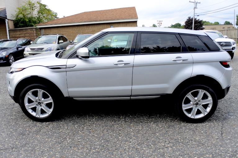 Used 2013 Land Rover Range Rover Evoque 5dr HB Pure Plus Used 2013 Land Rover Range Rover Evoque 5dr HB Pure Plus for sale  at Metro West Motorcars LLC in Shrewsbury MA 2