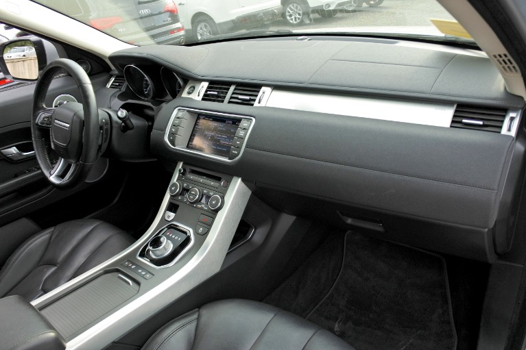Used 2013 Land Rover Range Rover Evoque 5dr HB Pure Plus Used 2013 Land Rover Range Rover Evoque 5dr HB Pure Plus for sale  at Metro West Motorcars LLC in Shrewsbury MA 20