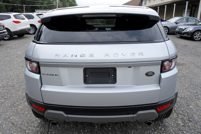 Used 2013 Land Rover Range Rover Evoque 5dr HB Pure Plus Used 2013 Land Rover Range Rover Evoque 5dr HB Pure Plus for sale  at Metro West Motorcars LLC in Shrewsbury MA 4