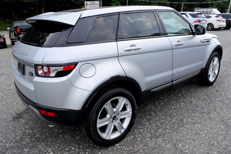 Used 2013 Land Rover Range Rover Evoque 5dr HB Pure Plus Used 2013 Land Rover Range Rover Evoque 5dr HB Pure Plus for sale  at Metro West Motorcars LLC in Shrewsbury MA 5