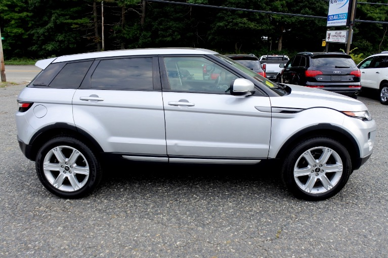Used 2013 Land Rover Range Rover Evoque 5dr HB Pure Plus Used 2013 Land Rover Range Rover Evoque 5dr HB Pure Plus for sale  at Metro West Motorcars LLC in Shrewsbury MA 6