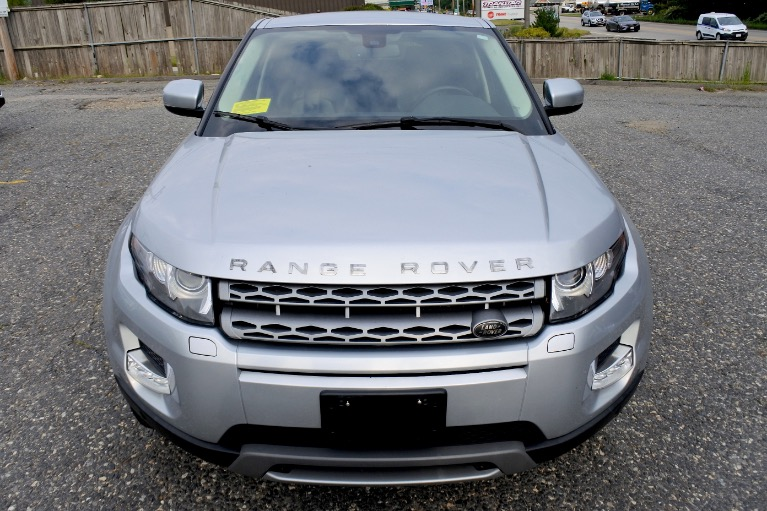 Used 2013 Land Rover Range Rover Evoque 5dr HB Pure Plus Used 2013 Land Rover Range Rover Evoque 5dr HB Pure Plus for sale  at Metro West Motorcars LLC in Shrewsbury MA 8