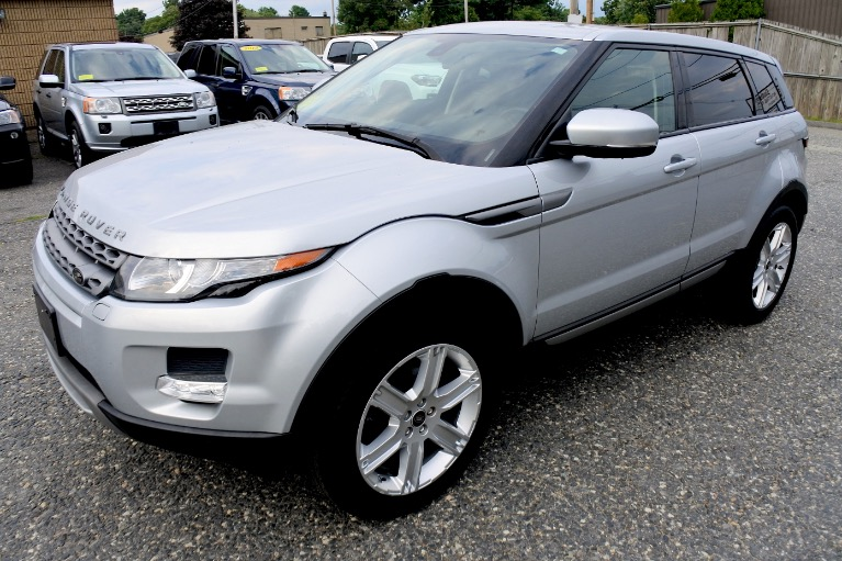 Used 2013 Land Rover Range Rover Evoque 5dr HB Pure Plus Used 2013 Land Rover Range Rover Evoque 5dr HB Pure Plus for sale  at Metro West Motorcars LLC in Shrewsbury MA 1