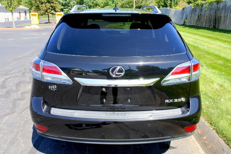 Used 2013 Lexus Rx 350 AWD 4dr Used 2013 Lexus Rx 350 AWD 4dr for sale  at Metro West Motorcars LLC in Shrewsbury MA 4