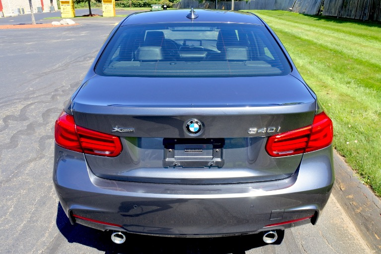 Used 2018 BMW 3 Series 340i xDrive Sedan South Africa Used 2018 BMW 3 Series 340i xDrive Sedan South Africa for sale  at Metro West Motorcars LLC in Shrewsbury MA 4