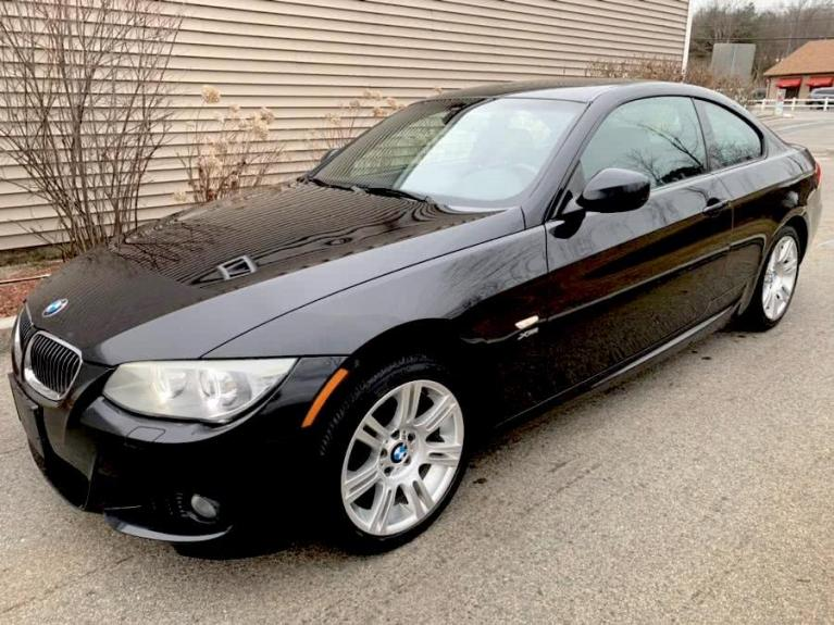 Used Used 2012 BMW 3 Series 2dr Cpe 335i xDrive AWD for sale $16,770 at Metro West Motorcars LLC in Shrewsbury MA